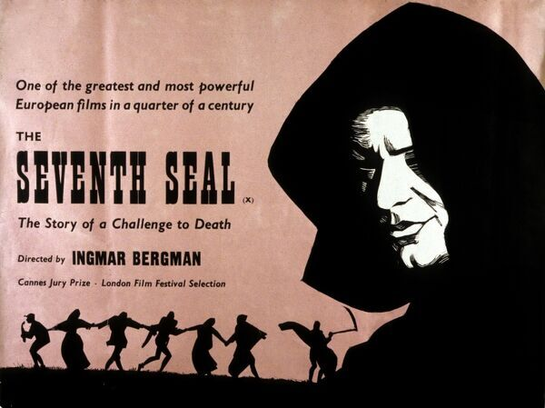 a review of the seventh seal a 1957 movie by ingmar bergman Best blu-ray movie deals directed by ingmar bergman the seventh seal 1957 not rated 96 min prev next overview: releases: reviews.