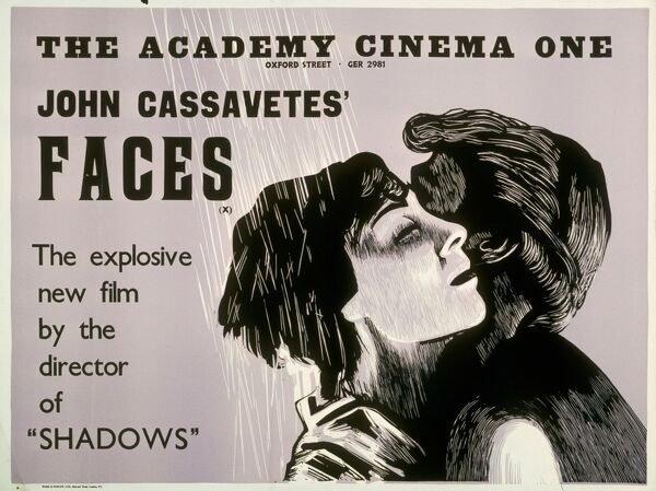 John Cassavetes' Faces (1968)
