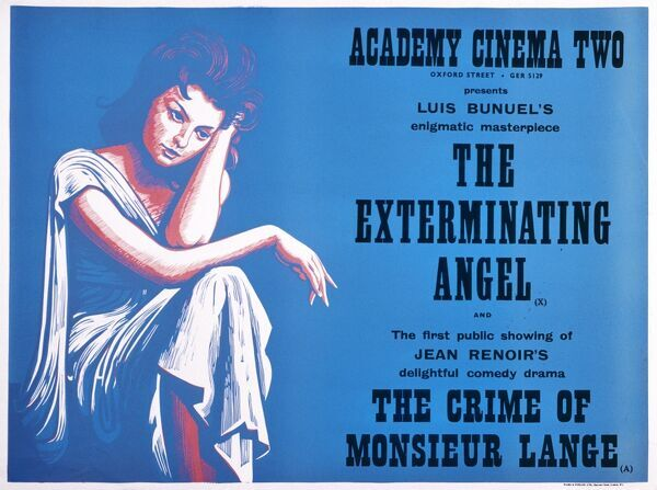 Luis Bunuel's The Exterminating Angel (1962) El Angel Exterminador