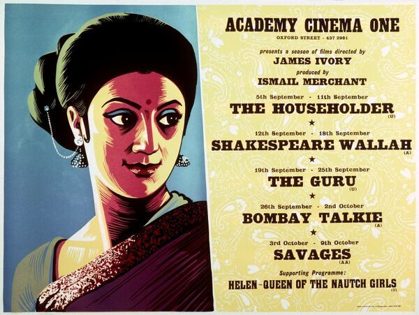 The Householder Shakespeare Wallah The Guru Bombay Talkie Savages