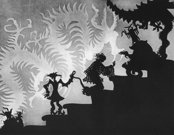The Adventures of Prince Achmed (1926)