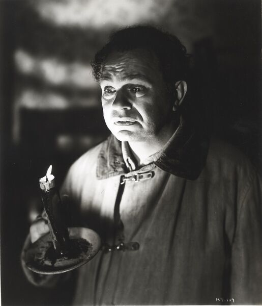 Edward G Robinson in Delmer Daves' The Red House (1946)