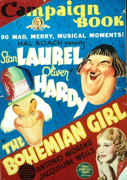 """90 Mad, Merry, Musical Moments!"" Stan Laurel Oliver Hardy Antonio Moreno Jacqueline Wells"