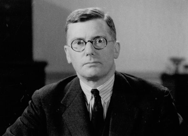 Dr George McGonigle in Adgar Anstey's Enough To Eat (1936)