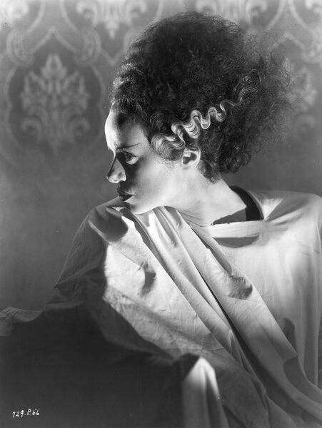 Elsa Lanchester in Bride of Frankenstein (1935)