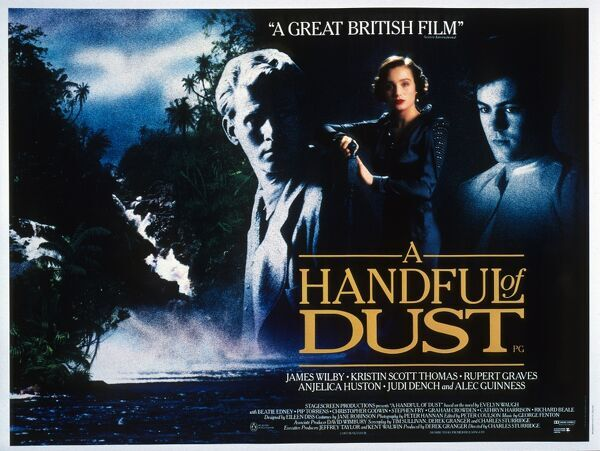 """A Great British Film"" James Wilby Kirstin Scott Thomas Rupert Graes Judi Dench Alec Guinness"