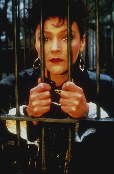 Frances Barber in Peter Greenaway's A Zed & Two Noughts (1985)