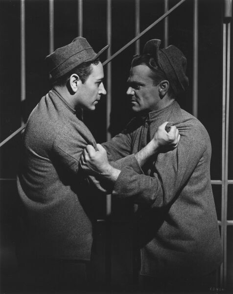 George Raft and James Cagney