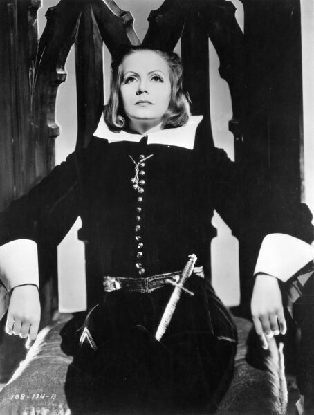 Greta Garbo in Queen Christina (1933)