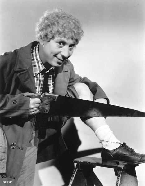 Harpo Marx in A Night at the Opera (1935)
