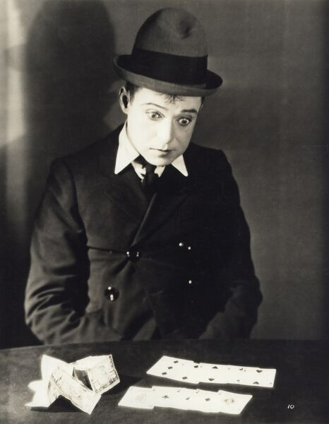Harry Langdon in The Strong Man (1926)