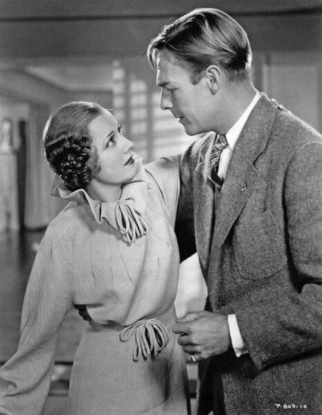 Irene Dunne and Randolph Scott in Roberta (1935)