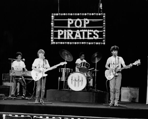 Jack Grossman's Pop Pirates (1984)