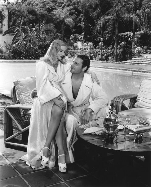 Joel McCrea and Veronica Lake
