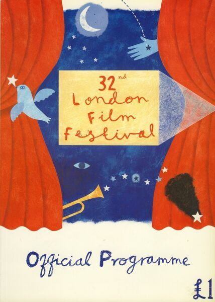 Poster from the London Film Festival - 1988