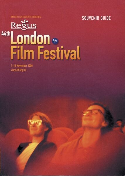 Poster from the 44th London Film Festival Poster - 2000