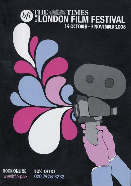 Poster from the 49th London Film Festival - 2005