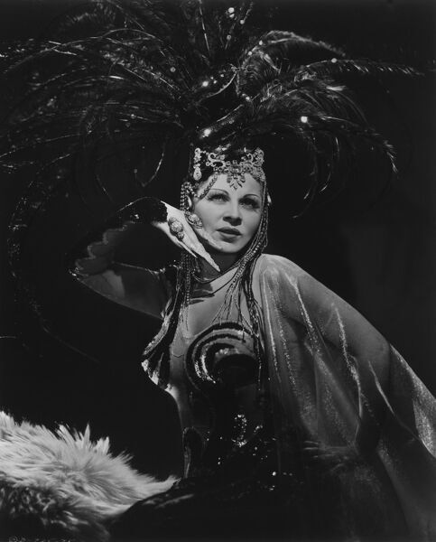 Mae West in Gregory Ratoff's The Heat's On (1943)