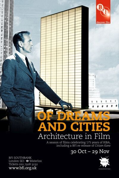 Of Dreams and Cities Architecture in Film Gary Cooper Fountainhead