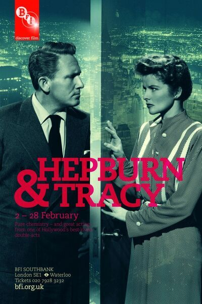 Spencer Tracy Katharine Hepburn Without Love(1945) Harold S Bucquet