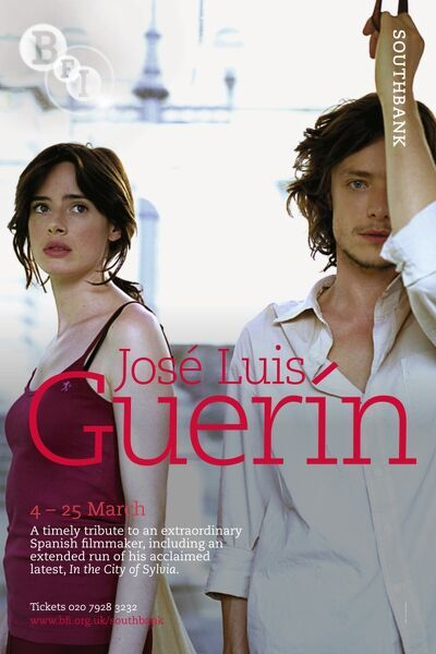 Poster for Jose Luis Guerin Season at BFI Southbank (4 - 25 March 2009)