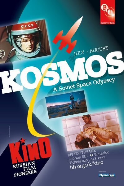 KOSMOS A Soviet Space Odyssey Toward Meeting A Dream Mars Solaris