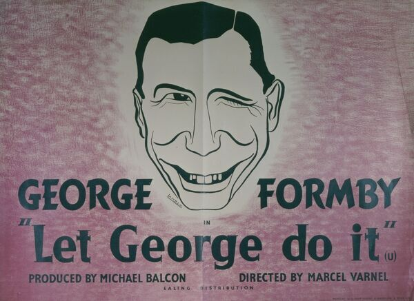 George Formby Michael Balcon