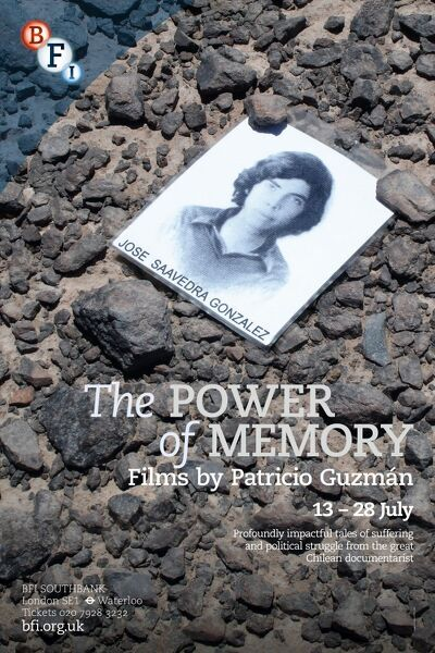 Poster for The Power of Memory (Films By Patricio Guzman) Season at BFI Southbank (13 - 23 July 2012)