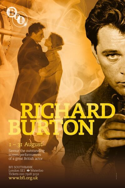 RICHARD BURTON The Spy Who Came in from the Cold