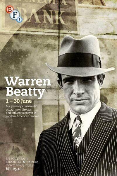 "Warren Beatty BFI Southbank Season ""Bonnie and Clyde"" (1967) Warren Beatty"
