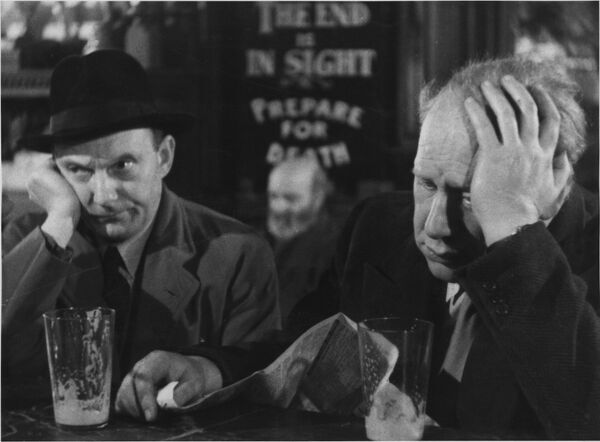 Richard Massingham in Michael Laws' What A Life! (1948)