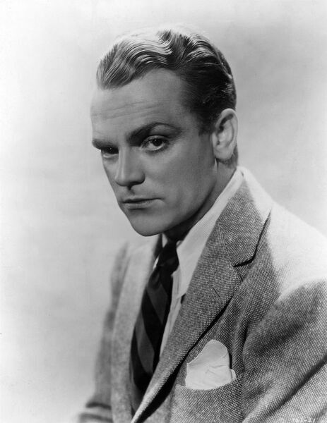 Studio Portrait of James Cagney