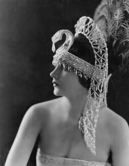 1920s Portrait of Barbara La Marr