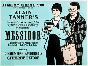 Academy Poster for Alain Tanner's Messidor (1978)