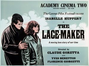 Academy Poster for Claude Goretta's The Lacemaker (1977)