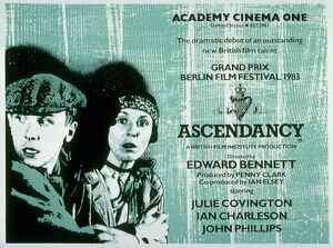 Academy Poster for Edward Bennett's Ascendancy (1982)