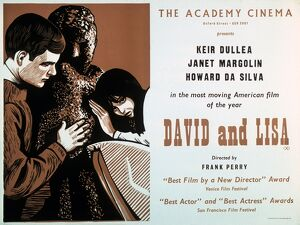Academy Poster for Frank Perry's David And Lisa (1962)