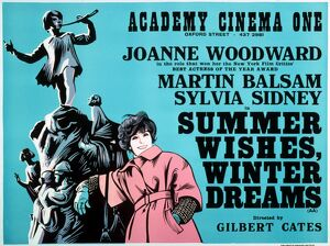 Academy Poster for Gilbert Cates' Summer Wishes, Winter Dreams (1973)