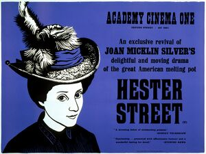 Academy Poster for Joan Micklin Silver's Hester Street (1974)