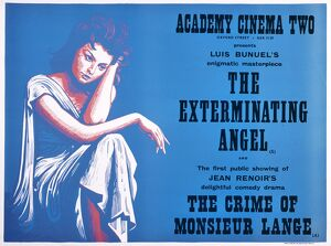 Academy Poster for Luis Bunuel's The Exterminating Angel (1962)