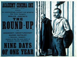 Academy Poster for Miklos Jancso's The Round-Up (1966)
