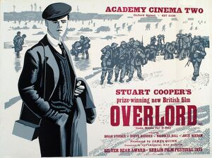 Academy Poster for Stuart Cooper's Overlord (1975)