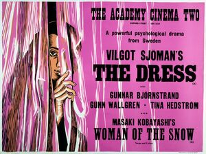 Academy Poster for Vilgot Sjoman's The Dress (1964)