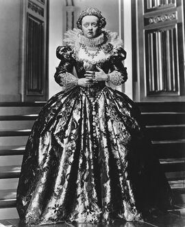 Bette Davis in Michael Curtiz's The Private Lives of Elizabeth and Essex (1939)