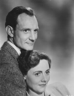 Trevor Howard and Celia Johnson in David Lean's Brief Encounter (1945)