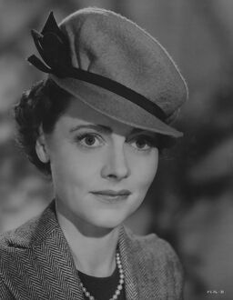 Celia Johnson in David Lean's Brief Encounter (1945)
