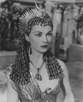 Vivien Leigh in Gabriel Pascal's Caesar and Cleopatra (1945)