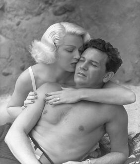Lana Turner and John Garfield in Tay Garnett's The Postman Always Rings Twice (1946)