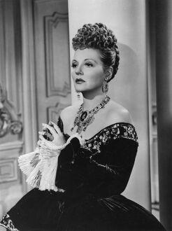 Tallulah Bankhead in Otto Preminger's A Royal Scandal (1945)