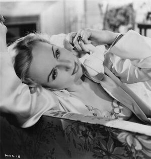 Carole Lombard in Alfred Hitchcock's Mr & Mrs Smith (1941)